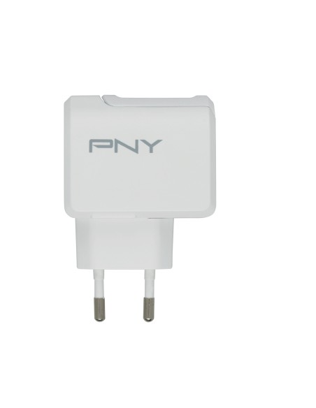 PNY P-AC-TC-WEU01-RB mobile device charger White Indoor Pny P-AC-TC-WEU01-RB - 1