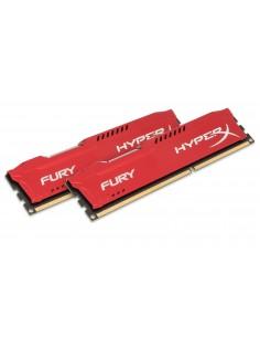 HyperX FURY Red 16GB 1333MHz DDR3 muistimoduuli 2 x 8 GB Kingston HX313C9FRK2/16 - 1