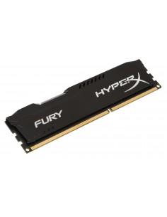 HyperX FURY Black 8GB 1600MHz DDR3 muistimoduuli 1 x 8 GB Kingston HX316C10FB/8 - 1