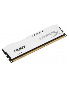HyperX FURY White 4GB 1600MHz DDR3 muistimoduuli 1 x 4 GB Kingston HX316C10FW/4 - 1