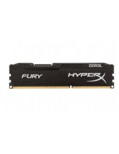 HyperX 8GB (2x 4GB), DDR3L muistimoduuli 2 x 4 GB 1600 MHz Kingston HX316LC10FBK2/8 - 1