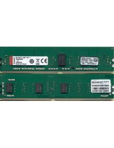 Kingston Technology KSM24RS8/8MEI RAM-minnen 8 GB 1 x DDR4 2400 MHz ECC Kingston KSM24RS8/8MEI - 1