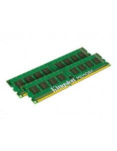 Kingston Technology ValueRAM 8GB DDR3 1600MHz Kit muistimoduuli 2 x 4 GB Kingston KVR16N11S8K2/8 - 1