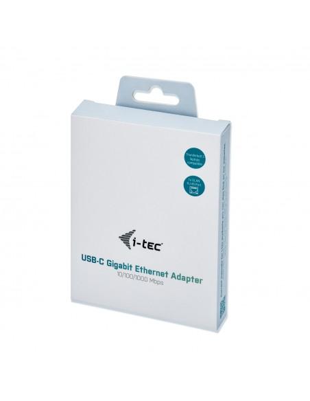 i-tec Metal C31METALGLAN nätverkskort Ethernet 1000 Mbit/s I-tec Accessories C31METALGLAN - 5