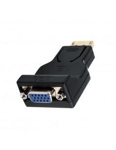i-tec DP2VGAADA cable gender changer DisplayPort VGA Svart I-tec Accessories DP2VGAADA - 1