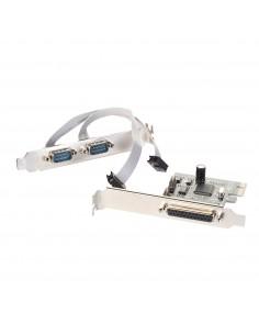 i-tec PCE2S1P liitäntäkortti/-sovitin Sisäinen Rinnakkainen, RS-232 I-tec Accessories PCE2S1P - 1