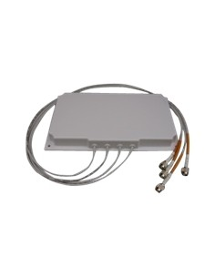 Cisco AIR-ANT2566P4W-R= network antenna Directional RP-TNC 6 dBi Cisco AIR-ANT2566P4W-R= - 1