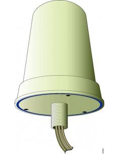 Cisco Aironet 5-GHz MIMO verkkoantenni Ympyräsäteilyantenni RP-TNC 4 dBi Cisco AIR-ANT5140NV-R= - 1