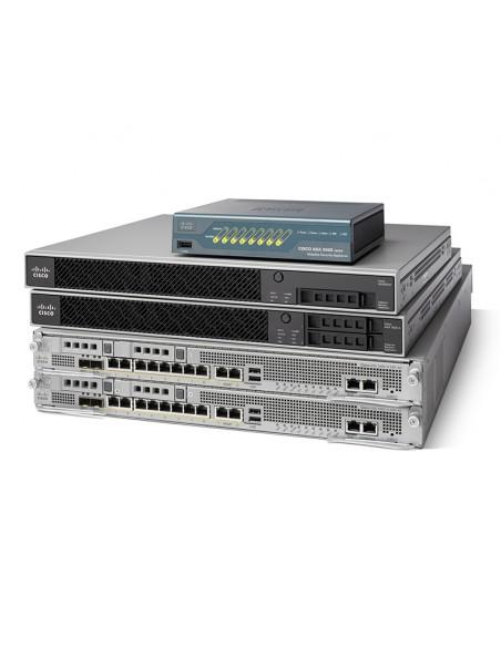 Cisco ASA5525-K9 hårdvarubrandväggar 1U 2000 Mbit/s Cisco ASA5525-K9 - 2