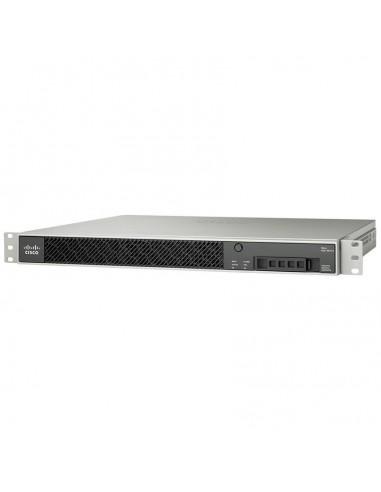Cisco ASA 5555-X hårdvarubrandväggar 1U 2000 Mbit/s Cisco ASA5555-FPWR-K9 - 1