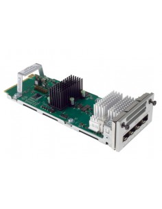 Cisco C3850-NM-4-10G= nätverksswitchmoduler 10 Gigabit Ethernet, Snabb Ethernet Cisco C3850-NM-4-10G= - 1