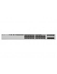Cisco Catalyst 9200L hanterad L3 Gigabit Ethernet (10/100/1000) Grå Cisco C9200L-24T-4G-E - 1