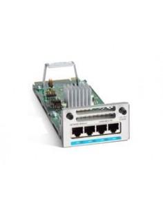 Cisco C9300-NM-4G= network switch module Gigabit Ethernet Cisco C9300-NM-4G= - 1
