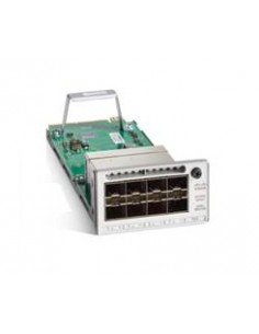 Cisco C9300-NM-8X= nätverksswitchmoduler 10 Gigabit Ethernet Cisco C9300-NM-8X= - 1