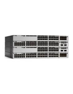 Cisco Catalyst 9300 48-port data Ntw Ess hanterad L2/L3 Gigabit Ethernet (10/100/1000) Grå Cisco C9300L-48P-4X-E - 1