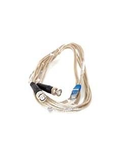 Cisco E1 Cable RJ-45 - Dual BNC (Unbalanced) koaksiaalikaapeli 3 m Cisco CAB-E1-RJ45BNC= - 1