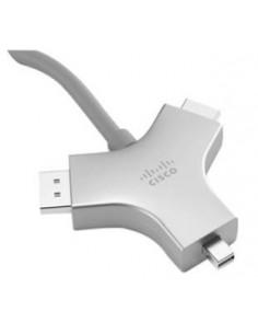 Cisco CAB-HDMI-MULT-9M= videokabeladapter HDMI Typ A (standard) Grå Cisco CAB-HDMI-MULT-9M= - 1