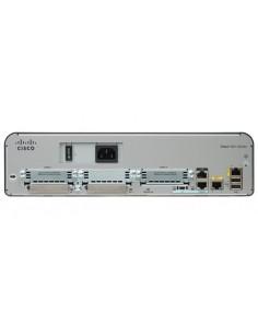 Cisco 1941 kabelansluten router Gigabit Ethernet Silver Cisco CISCO1941/K9 - 1