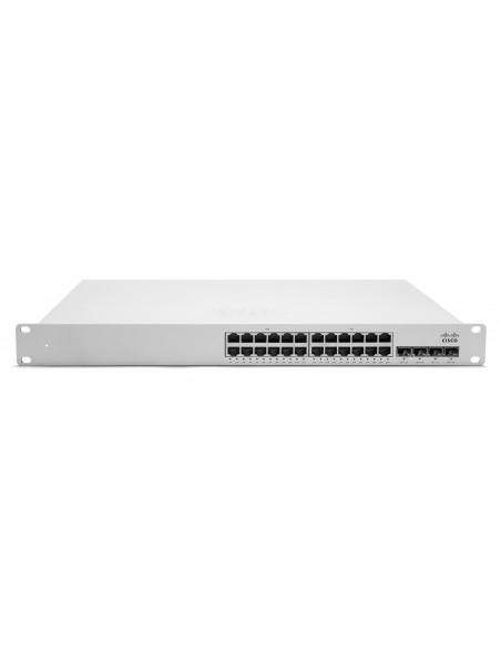 Cisco MS350-24 Hallittu L3 Gigabit Ethernet (10/100/1000) 1U Harmaa Cisco MS350-24-HW - 2