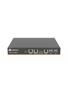 Vertiv Avocent 8-Port ACS800 Serial Console with analog modem Vertiv ACS808MEAC-404 - 1