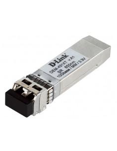 D-Link DEM-431XT network transceiver module Fiber optic 10000 Mbit/s SFP+ 850 nm D-link DEM-431XT - 1