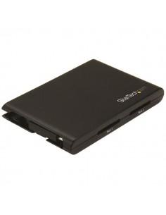 StarTech.com 2SD4FCRU3C kortinlukija USB 3.2 Gen 1 (3.1 1) Type-C Sisäinen Musta Startech 2SD4FCRU3C - 1