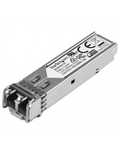 StarTech.com 3CSFP91ST lähetin-vastaanotinmoduuli Valokuitu 1250 Mbit/s SFP 850 nm Startech 3CSFP91ST - 1