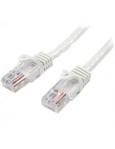 StarTech.com 45PAT10MWH verkkokaapeli 10 m Cat5e U/UTP (UTP) Valkoinen Startech 45PAT10MWH - 1