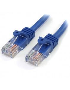 StarTech.com 45PAT1MBL verkkokaapeli 1 m Cat5e U/UTP (UTP) Sininen Startech 45PAT1MBL - 1