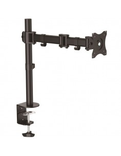 StarTech.com Desk Mount Monitor Arm for up to 34 inch VESA Compatible Displays - Articulating Pole Single Ergonomic Height Start