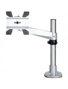 "StarTech.com Desk Mount Monitor Arm - VESA or Apple iMac/Thunderbolt Ultrawide Display up to 30lb/44"" Articulating Height Starte"