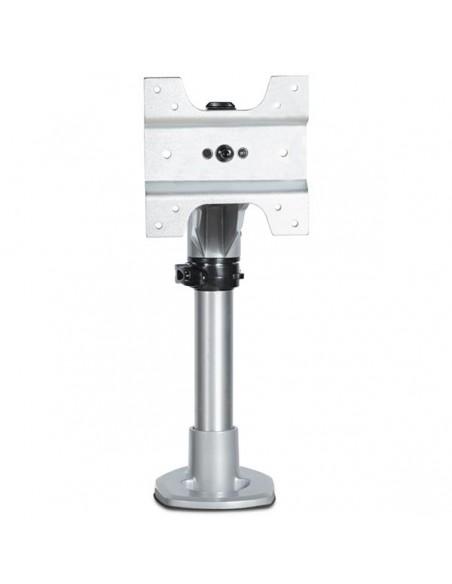 StarTech.com Skrivbordsmonterad monitorarm - ledad aluminium premium Startech ARMPIVOTB2 - 2