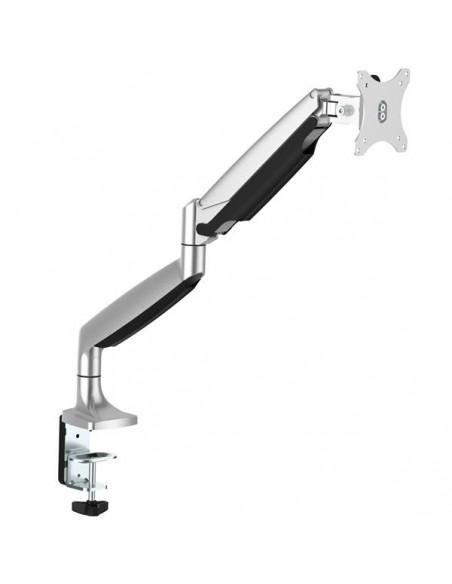 StarTech.com Single Desk-Mount Monitor Arm - Full Motion Articulating Silver Startech ARMPIVOTHD - 1