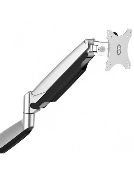 StarTech.com Single Desk-Mount Monitor Arm - Full Motion Articulating Silver Startech ARMPIVOTHD - 2