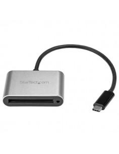 StarTech.com CFASTRWU3C kortinlukija USB 3.2 Gen 1 (3.1 1) Type-C Musta, Hopea Startech CFASTRWU3C - 1