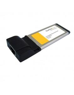 StarTech.com 1 Port ExpressCard Gigabit Laptop Ethernet NIC Network Adapter Card Startech EC1000S - 1