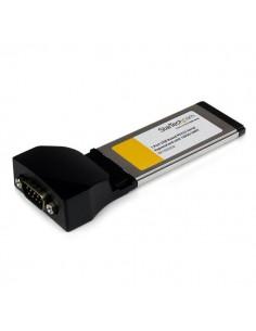 StarTech.com ExpressCard med 1 port till RS232 DB9-seriell kortadapter 16950 - USB-baserad Startech EC1S232U2 - 1