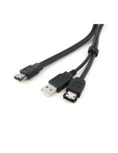 StarTech.com 3 ft eSATA and USB A to Power Cable - M/M Startech ESATAUSBMM3 - 1