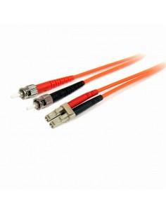 StarTech.com FIBLCST2 valokuitukaapeli 2 m LC ST LSZH OM1 Oranssi Startech FIBLCST2 - 1