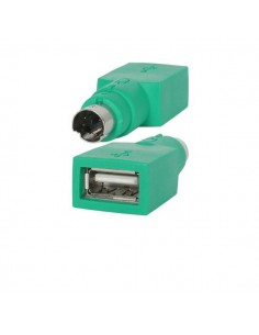 StarTech.com Replacement USB to PS2 Mouse Adapter Vihreä Startech GC46FM - 1