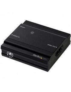 StarTech.com HDBOOST4K AV-signaalin jatkaja AV-toistin Musta Startech HDBOOST4K - 1