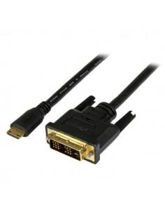 StarTech.com 2m Mini HDMI to DVI-D Cable - M/M Startech HDCDVIMM2M - 1