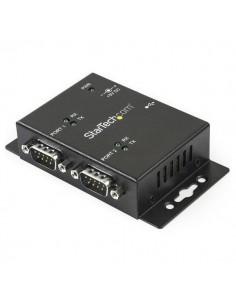StarTech.com ICUSB2322I keskitin USB 2.0 Type-B Musta Startech ICUSB2322I - 1