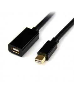 StarTech.com MDPEXT6 DisplayPort-kaapeli 1.8 m mini DisplayPort Musta Startech MDPEXT6 - 1