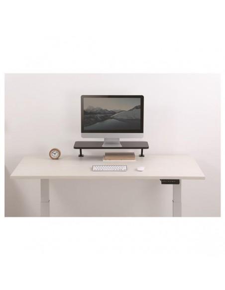 "StarTech.com MNRISERCLMP monitorin kiinnike ja jalusta 81.3 cm (32"") Puristin Musta Startech MNRISERCLMP - 6"