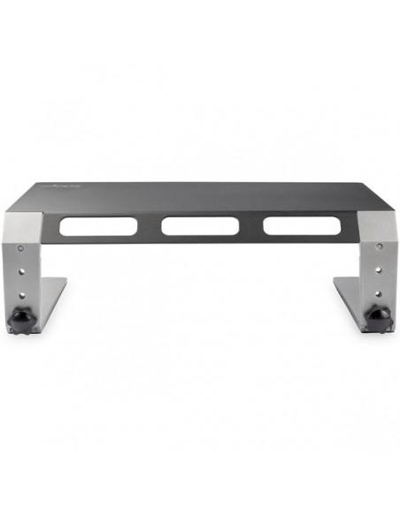 StarTech.com Monitor Riser Stand - Steel and Aluminum Height Adjustable Startech MONSTND - 3