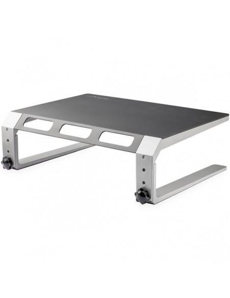 StarTech.com Monitor Riser Stand - Steel and Aluminum Height Adjustable Startech MONSTND - 4