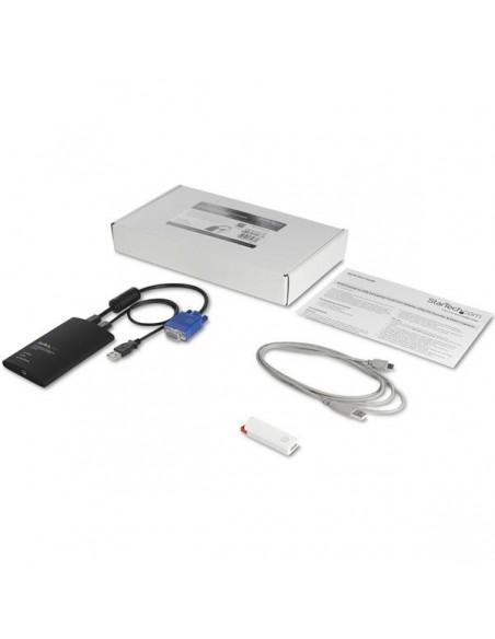 StarTech.com USB Crash Cart Adapter with File Transfer & Video Capture Startech NOTECONS02 - 8