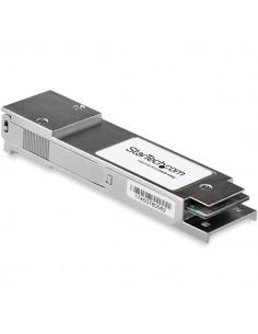 StarTech.com MSA Uncoded QSFP+ Module - 40GBASE-SR4 Multi Mode Fiber (MMF) 40GE Gigabit Ethernet MPO 300m 850nm Startech QSFP-40