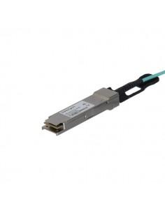StarTech.com MSA-kompatibel aktiv QSFP+-optikkabel - 10 m Startech QSFP40GAO10M - 1